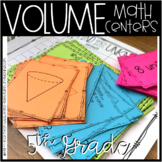 Regular Volume and Irregular Volume Centers | 5th Grade