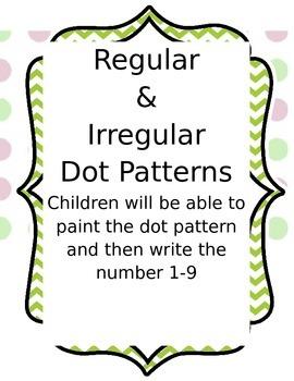 Regular and Irregular Dot Patterns