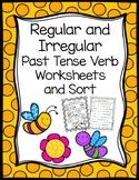 Regular and Irregular Past Tense Verbs