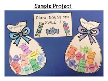 Regular and Irregular Plural Noun Learning Craft