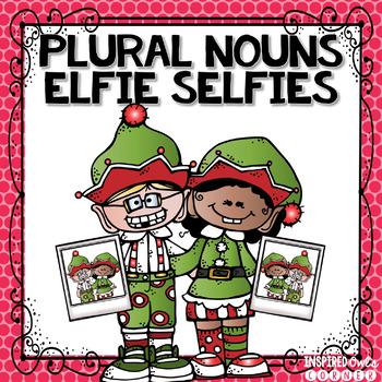 Regular and Irregular Plural Noun Selfie Cards