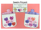 Regular and Irregular Plural Nouns Valentine's Day Learning Craft