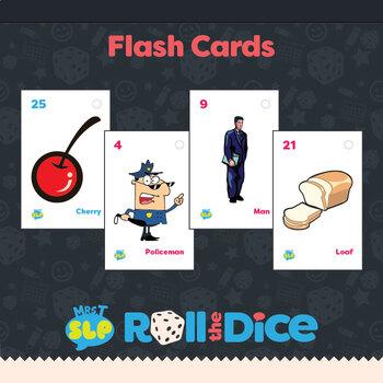 Regular and Irregular Plurals: Roll-the-Dice Games