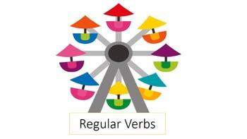 Having Fun with Regular and Irregular Verbs While at the Carnival