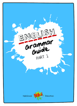English Grammar Guide Part 1