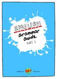 English Grammar Guide Part 1
