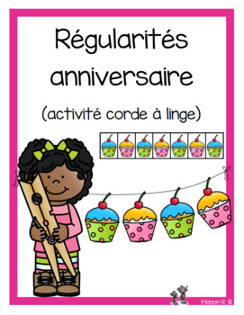Régularités anniversaire (Birthday Patterns)