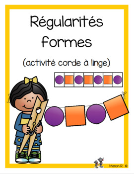 Régularités formes (Shape Patterns)