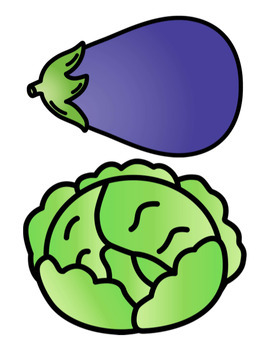 Régularités légumes (Vegetable Patterns)