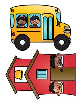Régularités rentrée scolaire (Back To School Patterns)