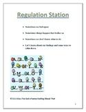 Regulation Station (Emotional Regulation)