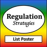 Zones of Self Regulation Activities {Behavior Regulation Visuals} Editable!
