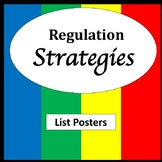 Zones of Self Regulation Activities {Zones of Regulation V