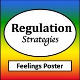 Zones of Self Regulation Posters Feelings {Behavior Strategies}