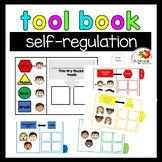 Zones of Self Regulation Book - Behaviour Management - Autism visual supports