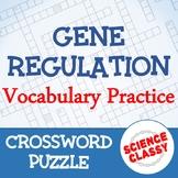 Regulation of Gene Expression Crossword Puzzle