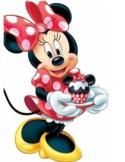Calendarul zilelor de naștere, Mickey și Minnie Mouse ,  Calendar of birthdays