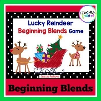 Santa's Reindeer Games BEGINNING BLENDS