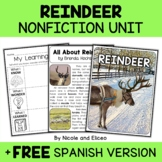 Nonfiction Unit - Reindeer Activities