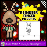 Christmas Puppets (Reindeer Crafts)