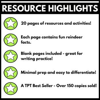 Reindeer Unit Mini Booklet