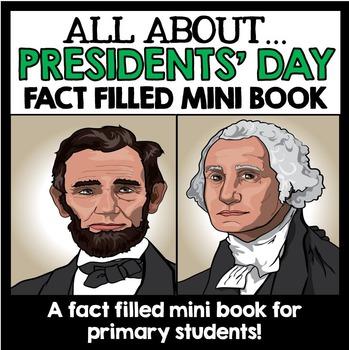 Presidents' Day Mini Book Unit Project