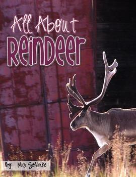 Reindeer Informational Unit for K-2