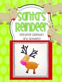 Reindeer {A holiday writing craftivity}