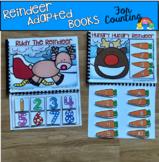 Reindeer Adapted Books