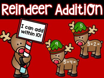 Reindeer Addition
