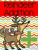 Reindeer Addition (Part-Part-Whole) Christmas Math