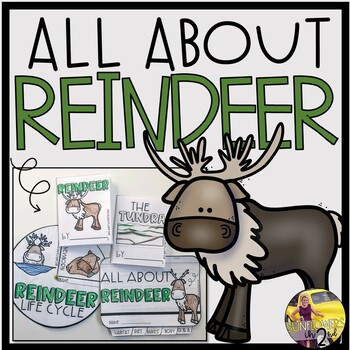 Reindeer (All About Printables)