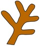 Reindeer Antlers (For Projects)