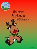 Reindeer Application