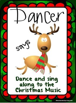 Reindeer Breaks for the Classroom- 20 Christmas Energizers