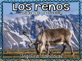 Reindeer Caribou Non Fiction in Spanish Renos Caribú