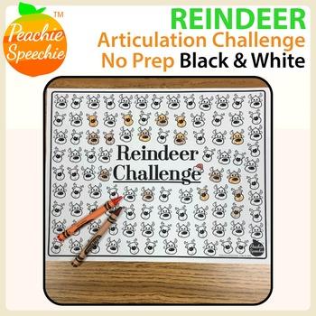 Reindeer Challenge