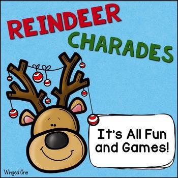 Reindeer Charades