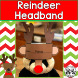 Reindeer Christmas Headband