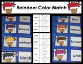 Reindeer Color Match
