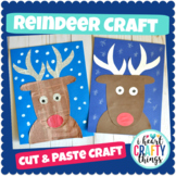 Reindeer Craft - Christmas Craft Activity