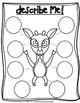 Reindeer Craft Activities for Speech Therapy {FREEBIE!}