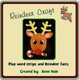 Reindeer Crafts and Literacy