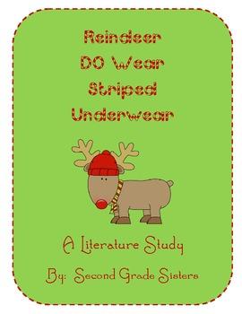 Reindeer DO Wear Striped Underwear Lit Study