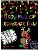 Reindeer Day Fun! [writing prompts & interactive activities]