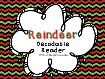 Reindeer Decodable Reader