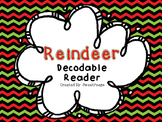 Reindeer Decodable Reader