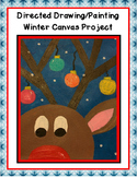Reindeer: Directed Art Project