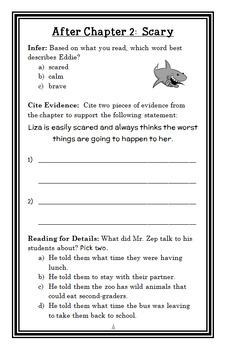 Reindeer Do Wear Striped Underwear (Bailey School Kids Jr.) Novel Study