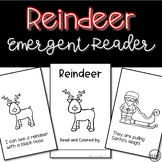 Reindeer Emergent Reader